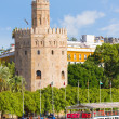 Stock Photo: Torre del Oro