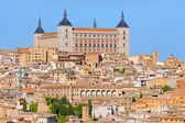 Toledo in a sunny summer day — Stock Photo