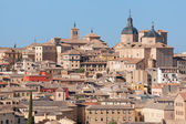 Toledo in a sunny summer day — Foto Stock