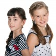 Cheerful young girls — Stock Photo #42505999