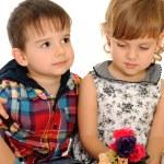 relationer till barn — Stockfoto #8724441