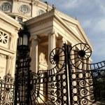 Romanian Athenaeum — Stock Photo
