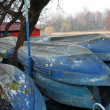 Stockfoto: Old boats