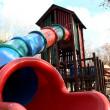 Spielplatz — Stockfoto