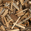 Stock Photo: Wood deposit