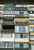Block in Bucharest — Stock Photo