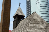 Church in Romania — Stock Photo