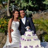 Spouses — Stock Photo