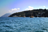 利帕里岛、 西西里岛 — 图库照片