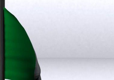 イタリアの旗 — ストックビデオ