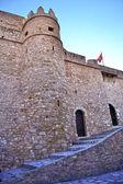 Tunisien - slottet av medina Hammamet — Stockfoto