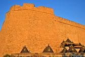 チュニジア ・ ハマメットのメディナの城 — ストック写真