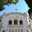 City Theater of Tunis - Tunisia, Africa — Stock Photo #18604897