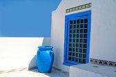 Tunisian architecture — Stock Photo