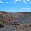 Etn- ancient craters — Stock Photo #21204751
