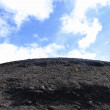 Etna - ancient craters — Stock Photo