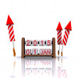 New year — Stock Photo #22370423