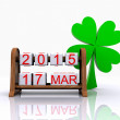 St. Patrick's Day - 3D — Stock Photo #22443061