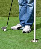 Mini Golf — Stock Photo