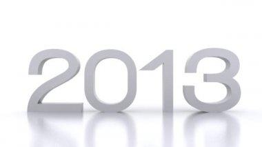 来了新的一年......2014 — 图库视频影像