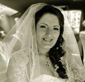 Happy Bride — Foto de Stock