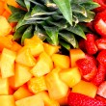 Seasonal Fruit Salad — Stock Photo #26912921