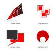 Logo abstract — Stock Vector