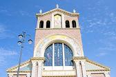 Shrine of Our Lady of Tindarys — Foto de Stock