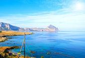 Trapani, sicilia — Foto de Stock
