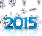 New year ... 2015 — Stock Photo