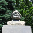 Постер, плакат: Monument to Karl Marx