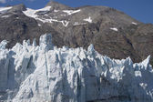 Majorie Glacier in Glacier Bay National Park in Alaska — Stock Photo