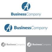 Aspiration Logo Design — Stock Vector