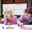 Happi kids drawing — Stock Photo #12148005