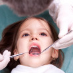 Dental control — Stock Photo