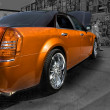 2008 Chrysler 300c Hemi — Stock Photo