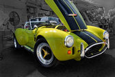 1966 Ac Cobra 427 Shelby Ford — ストック写真