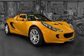 Lotus Elise Supercharged — Stock Photo