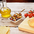 Stock Photo: Mediterraneappetizer