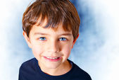 Smiling Kid — Stock Photo