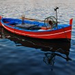 Stock Photo: Fisherman's boat