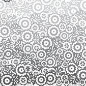 Bezszwowe tło z kwiatami — Wektor stockowy