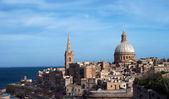 Valletta, Malta. — Stock Photo