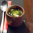 Miso soup — Stock Photo #25797935