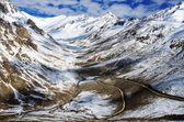 Himalayan valley, ladakh — Stock Photo