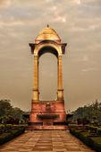Indie brama baldachim — Zdjęcie stockowe