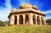 Tomb of Mohammed Shah, Lodhi Gardens, New-Delhi — Stock Photo