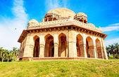 Tomba di shah mohammed, giardini di lodhi, nuova delhi — Foto Stock