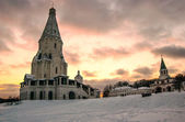 Church of the Ascension, Kolomenskoye, Russia — Stock Photo