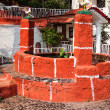 Traditional old well, Goa, India — Stock Photo